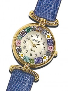 Orologio da Polso Donna Decorato con Stile Murrina