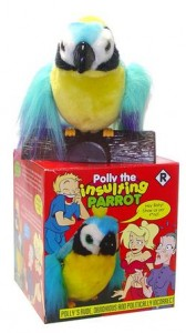Polly Il Pappagallo Offensivo